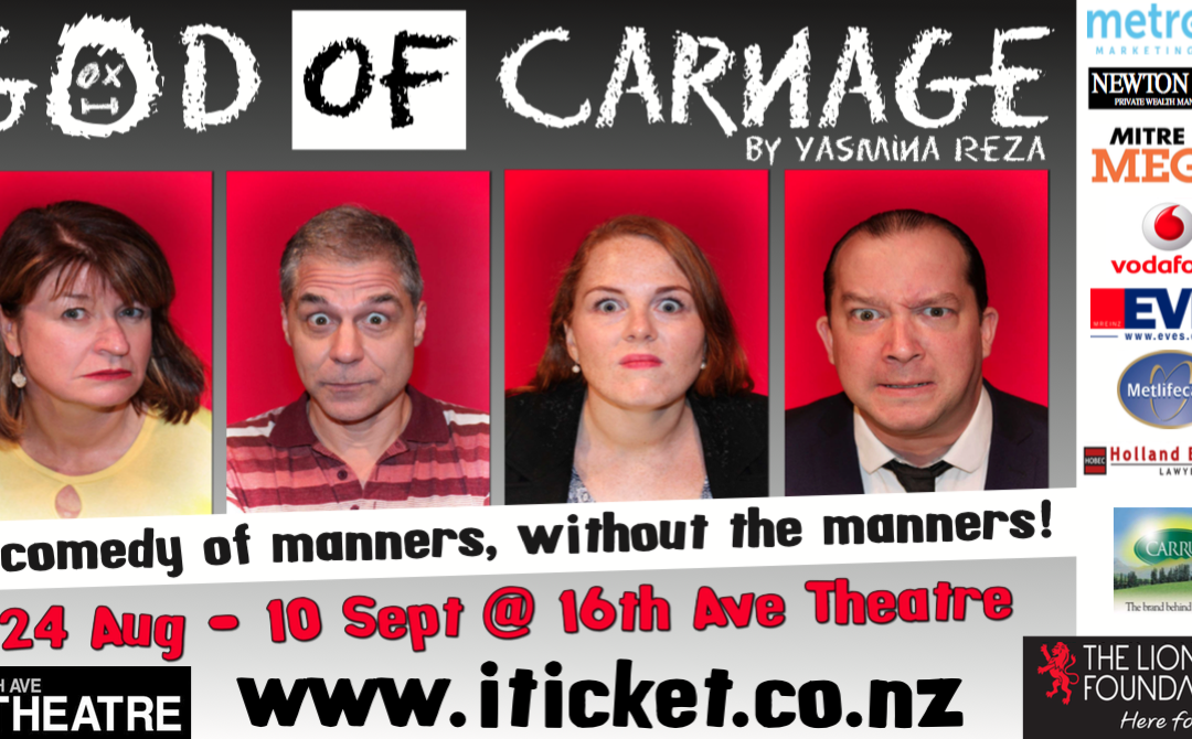 Coming soon to 16th Ave Theatre's stage…