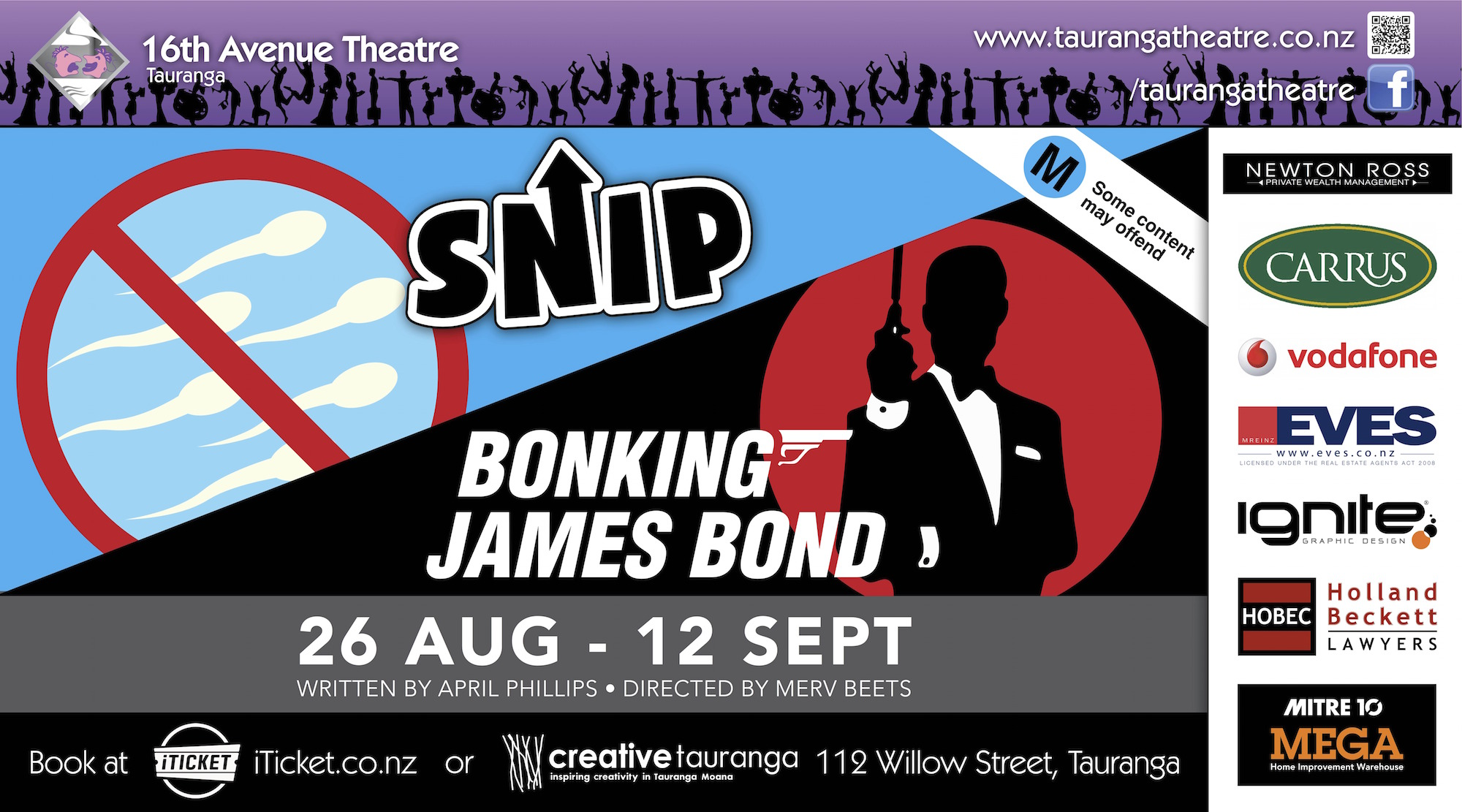 Snip & Bonking James Bond