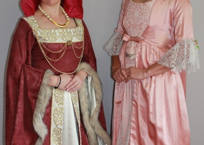 Female Period Costume